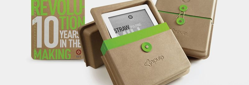 Straw-Based Packaging