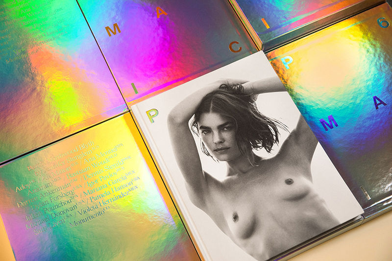Provocatively Iridescent Magazine Issues