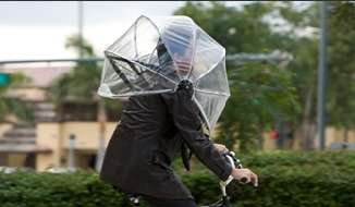 Hands Free Umbrella