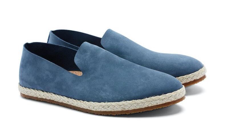 Sustainable Streamlined Footwear