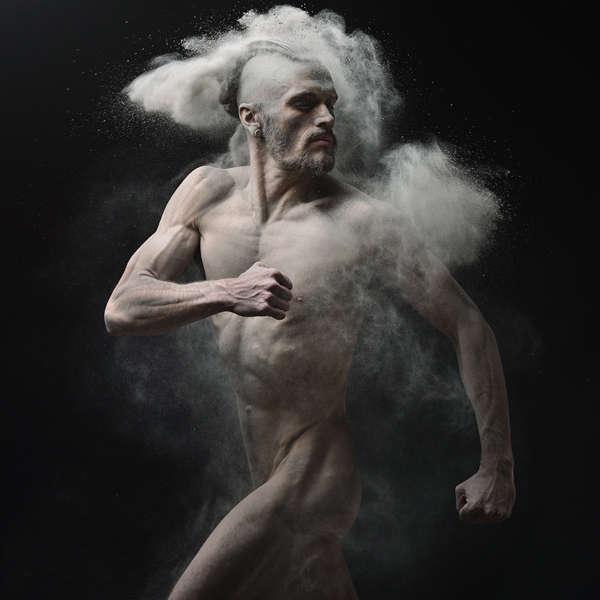 Kinetic Nude Photography