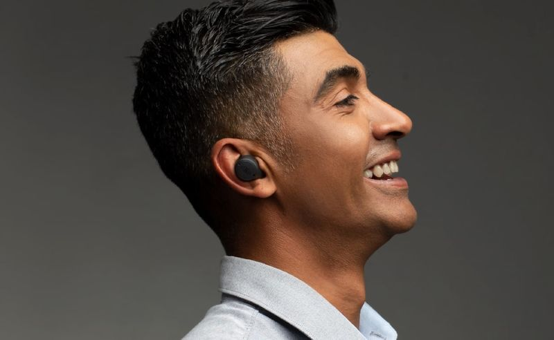 Automatic Adjustment Headphones