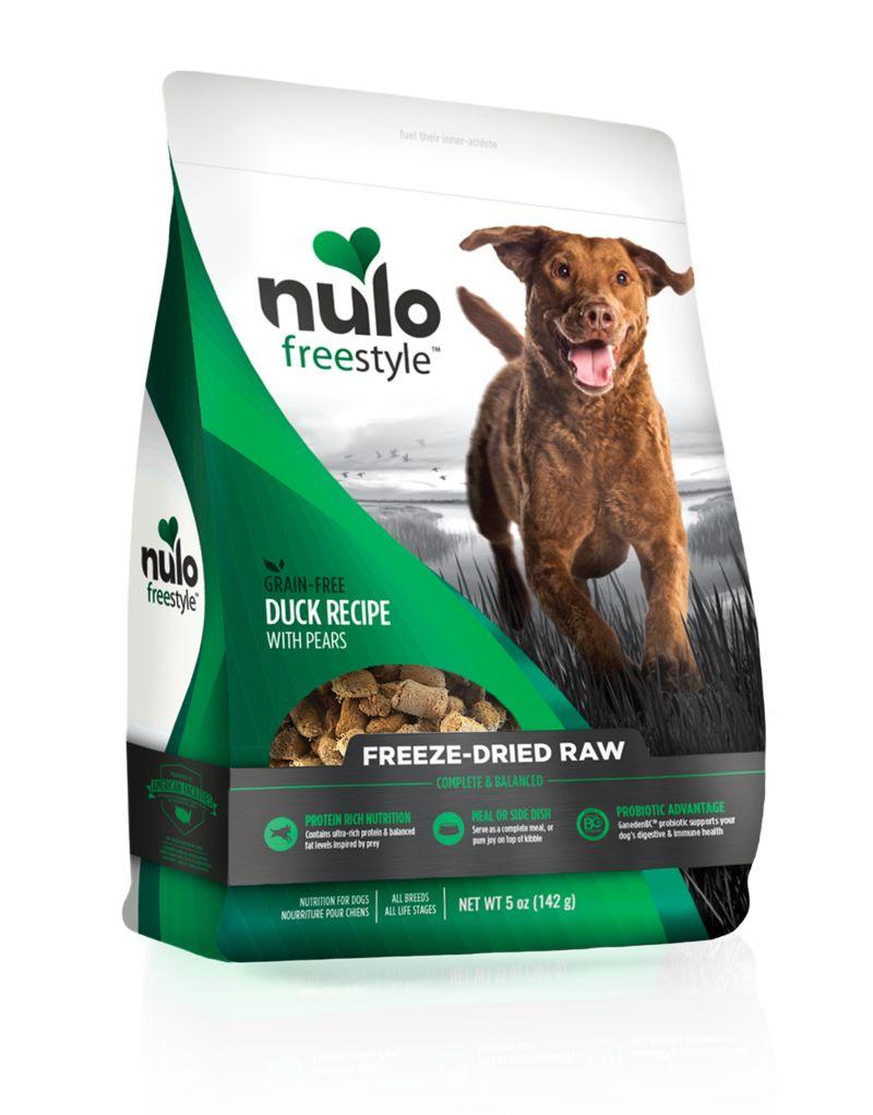 Gourmet Freeze-Dried Pet Food