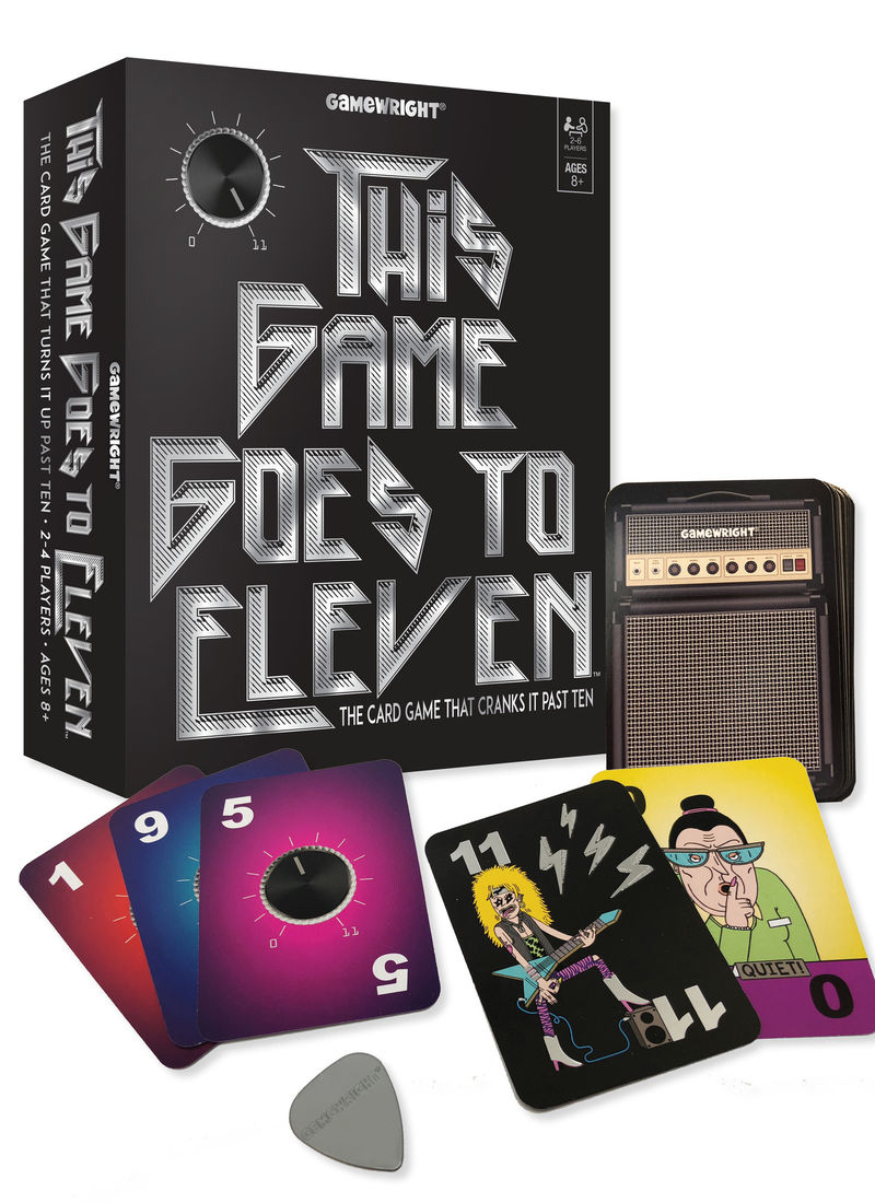 Amped-Up Card Games