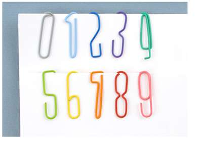 Counting Office Supplies