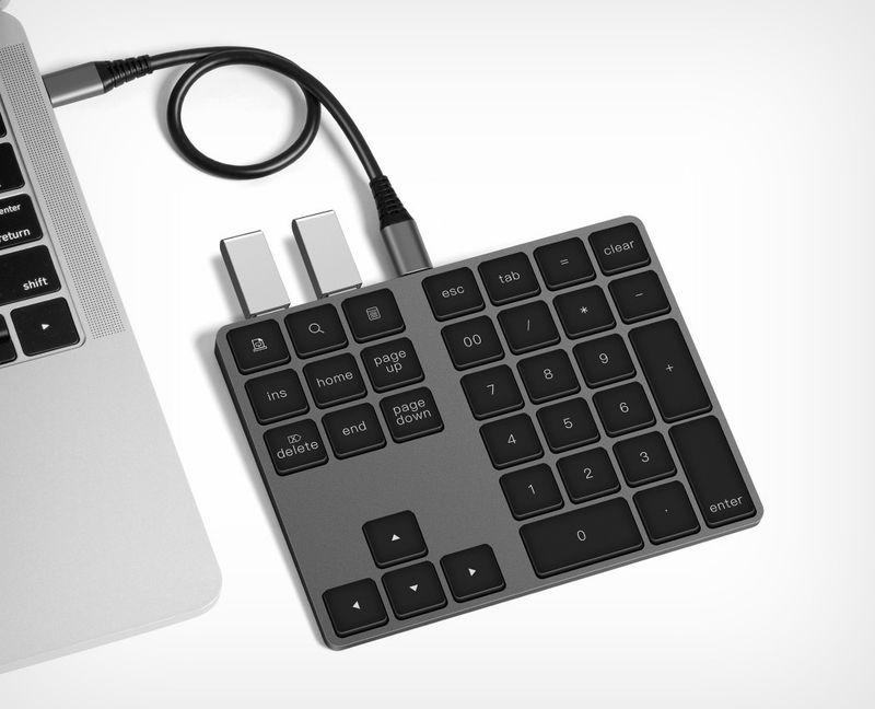 Productive Port Expansion Keypads