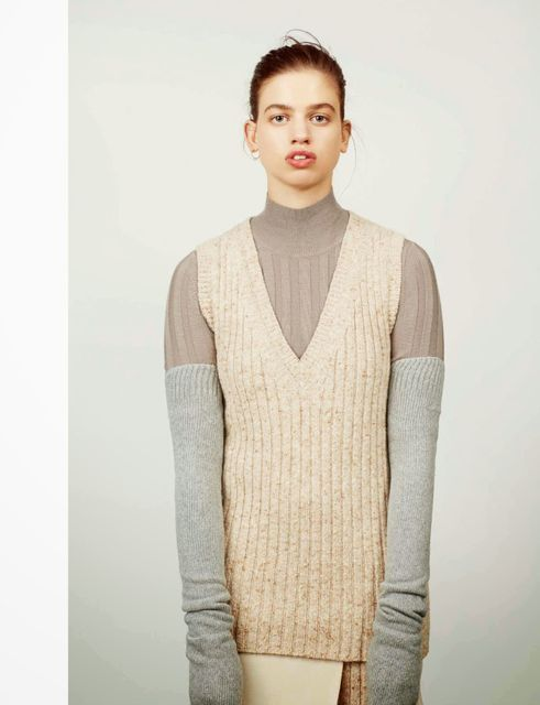 Experimental Fall Sweater Editorials