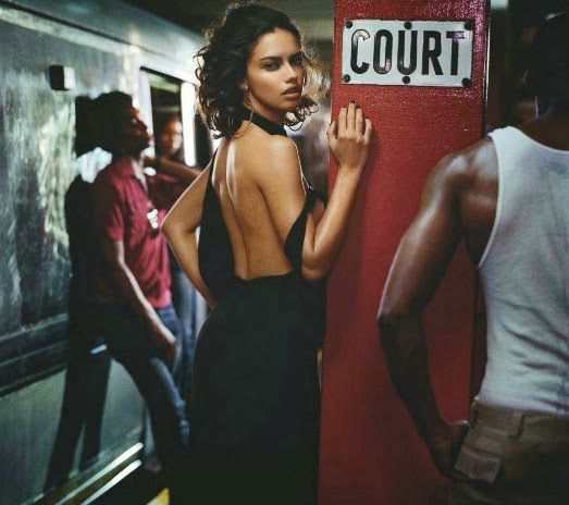 Steamy Subway Editorials