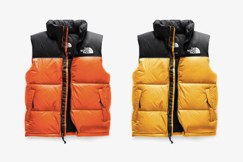 Retro Puffy Vests