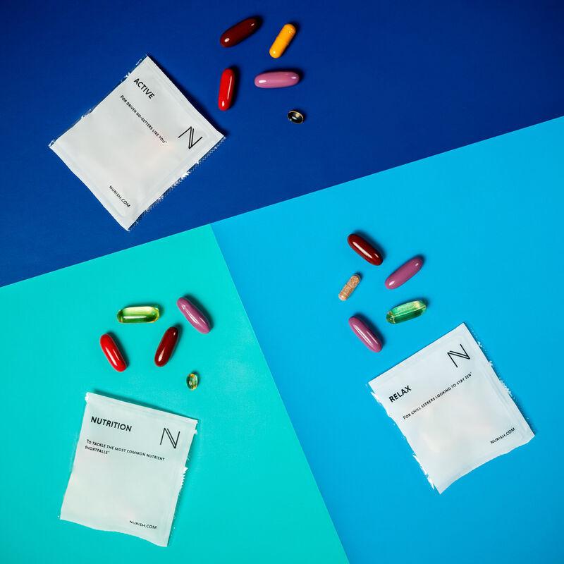 Vitamin Lifestyle Packs
