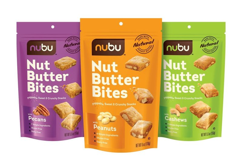 Nut Butter Bites