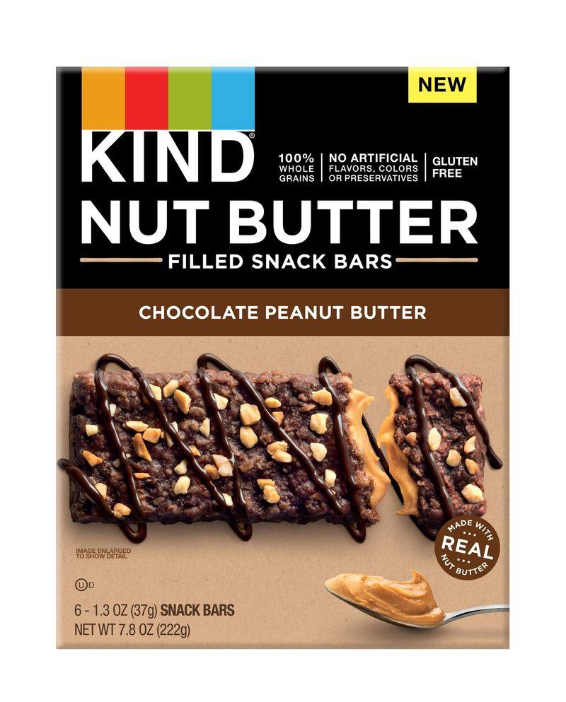 Decadent Nut Butter Bars