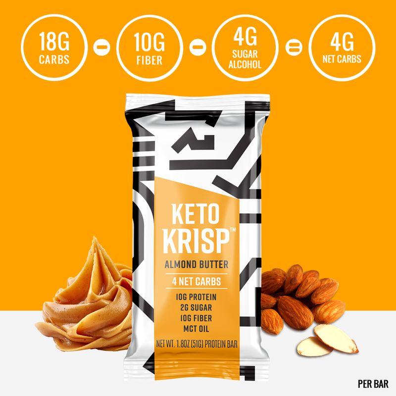 Keto-Friendly Protein Bars