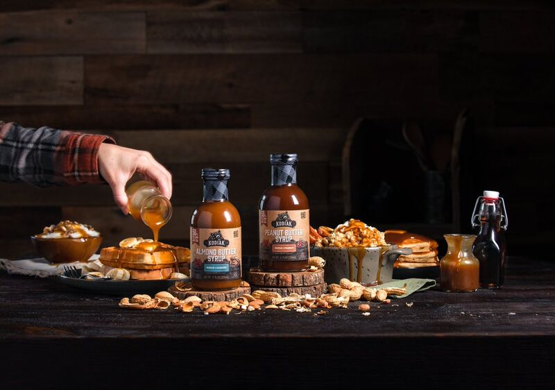 Nut Butter Syrups