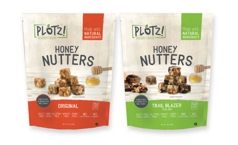 Honey-Sweetened Snack Cubes