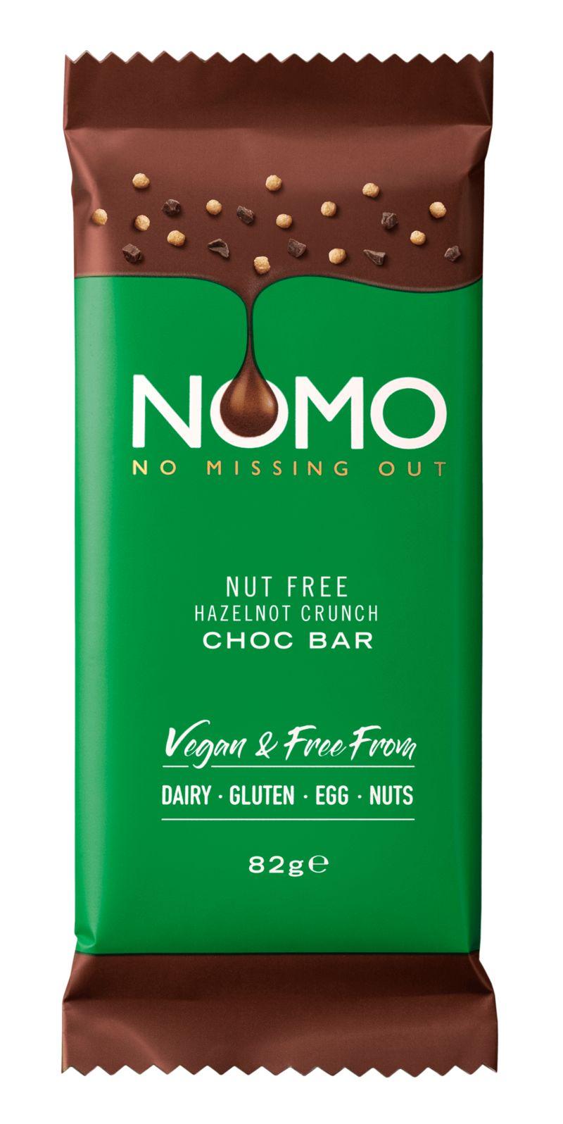 Crunchy Nut-Free Chocolates