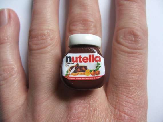 Hazelnut Spread Jewelry