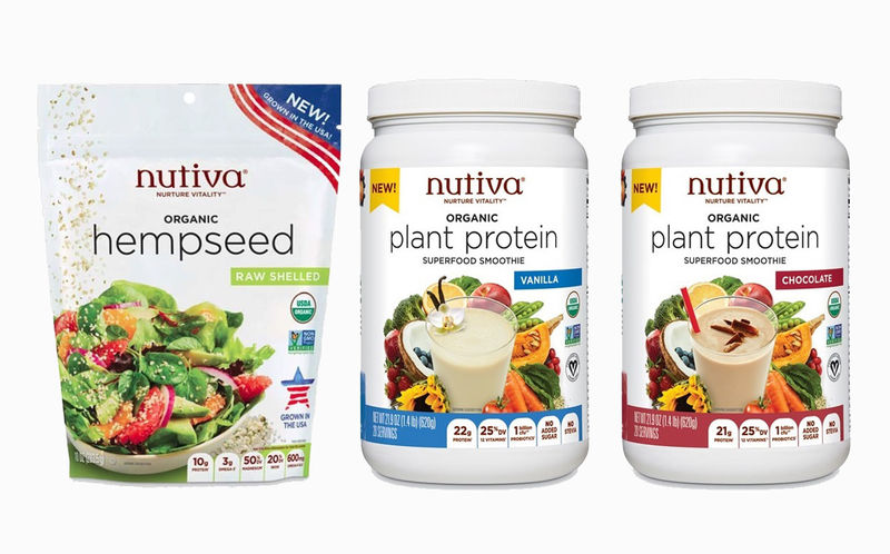 Plant-Based Food Supplements