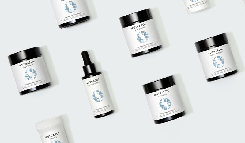 Personalized Hair Wellness Supplements