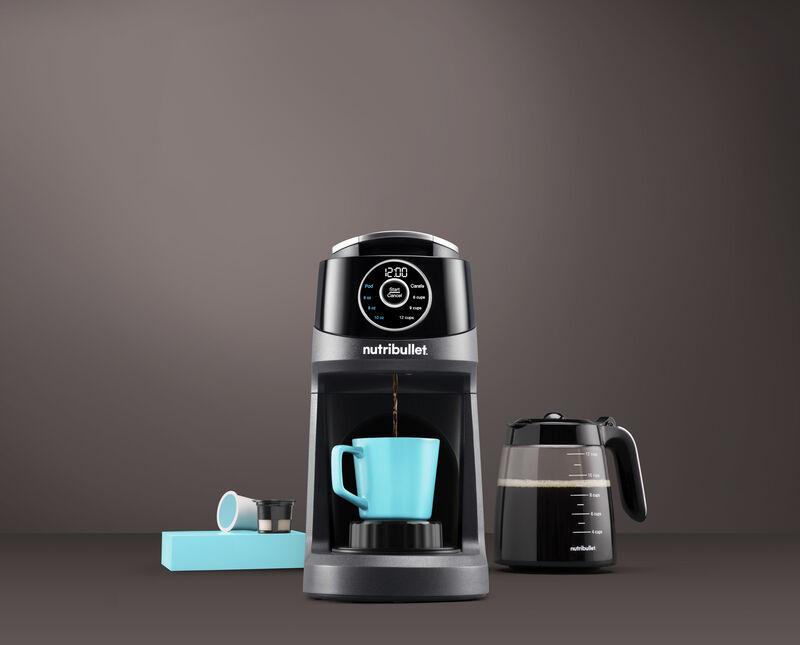 Compact Coffee Machines