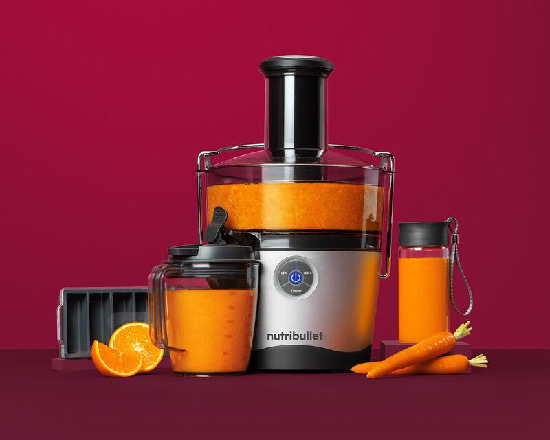 Premium Whole-Fruit Juicers