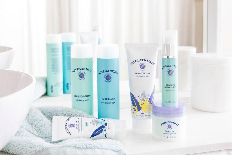 Stress-Fighting Adaptive Skincare