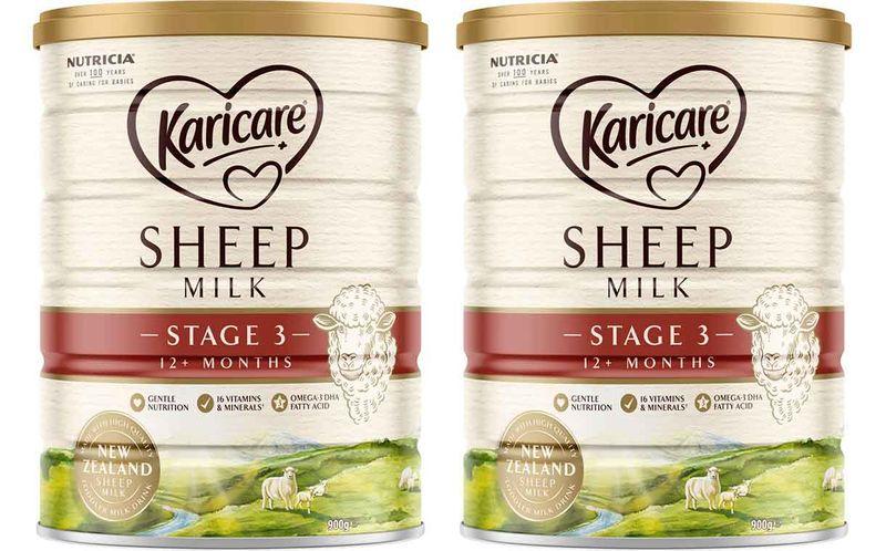Sheep's Milk Toddler Formulas