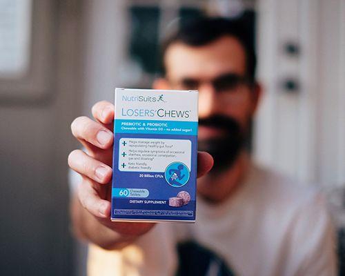 Chewable Weight Management Supplements