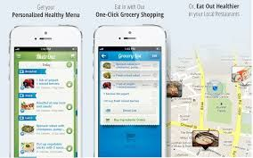 Personal Nutritionist Apps