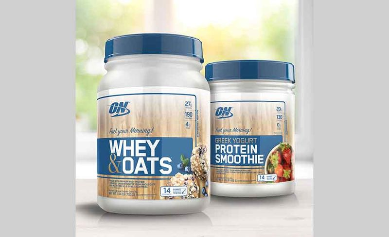 Breakfast Meal Protein Shakes
