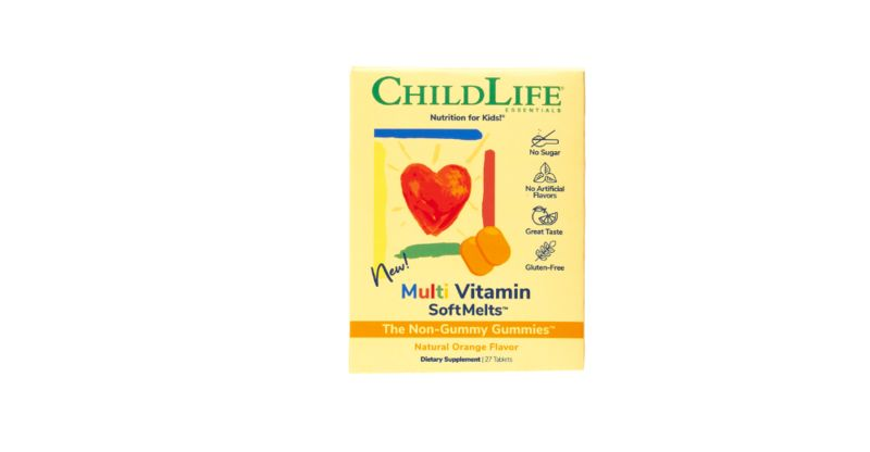 Soft-Melt Kids Supplements