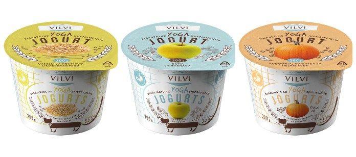 Nutritional Protein Yogurts