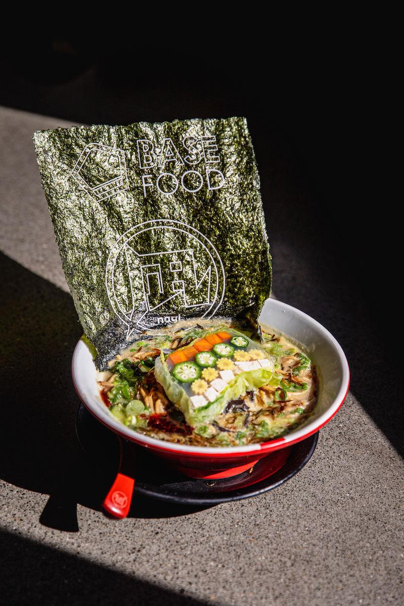 Nutritionally Balanced Ramen Noodles