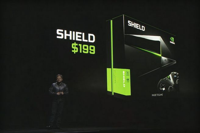 Android TV Consoles : Nvidia Shield