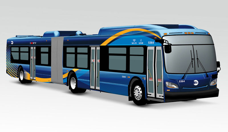 Public Wi-Fi-Equipped Buses