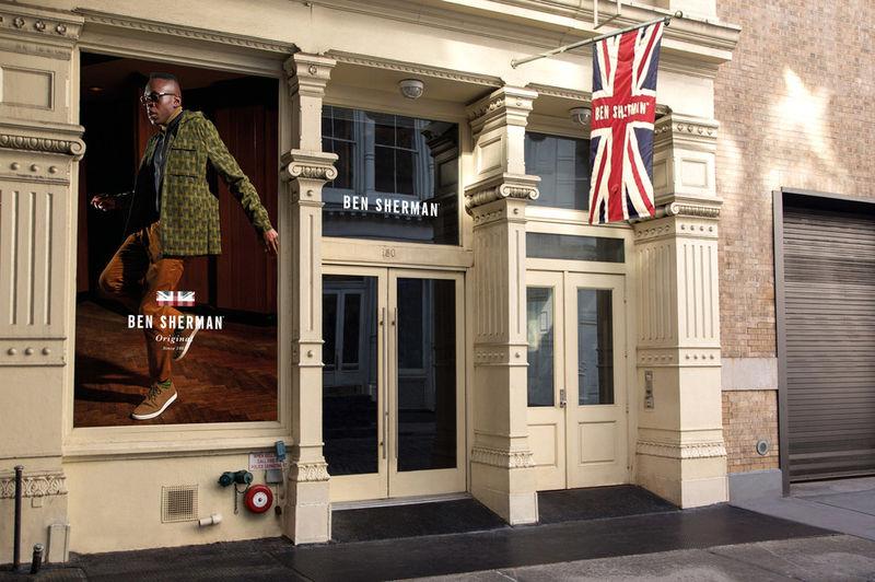 Experiential Menswear Shops