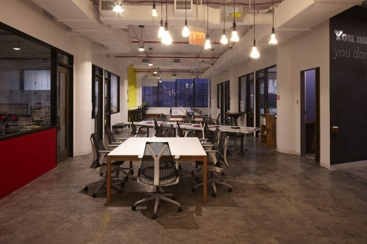 Charismatic Coworking Hubs