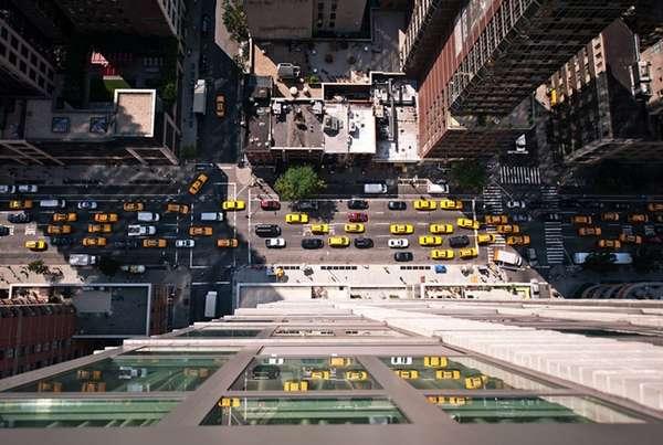 Vertigo-Inducing Street Shoots