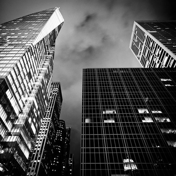 Mysterious Cityscape Photography