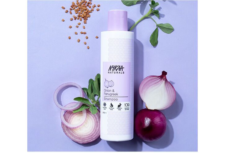 Onion-Based Haircare