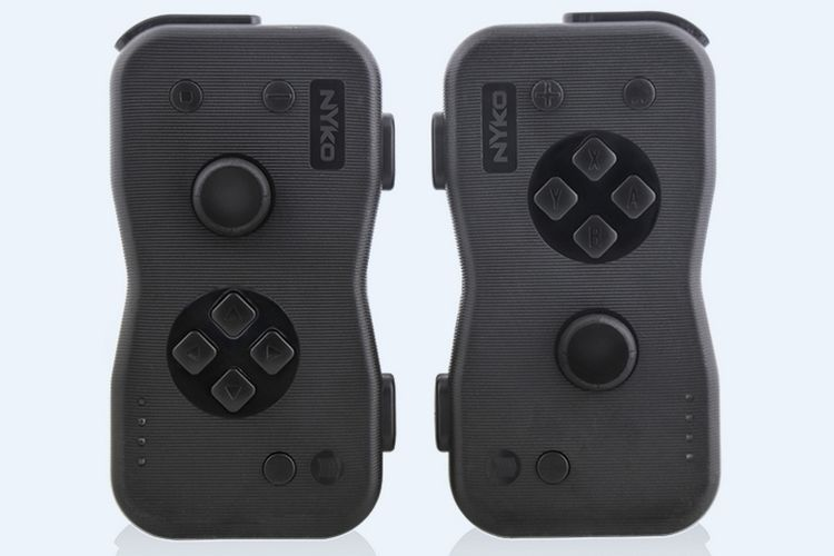 Ergonomic Gaming Console Controllers