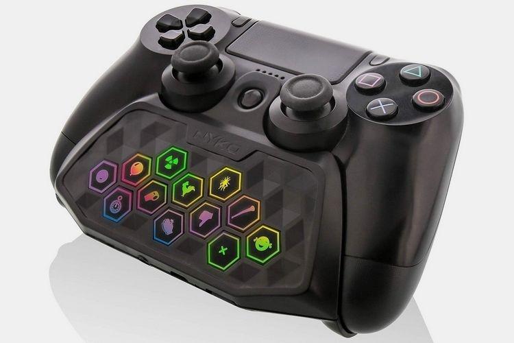 Preprogrammed Gamer Communication Controllers