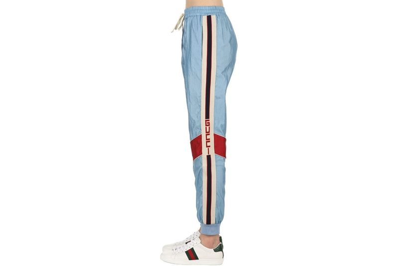 Luxe Retro Track Pants