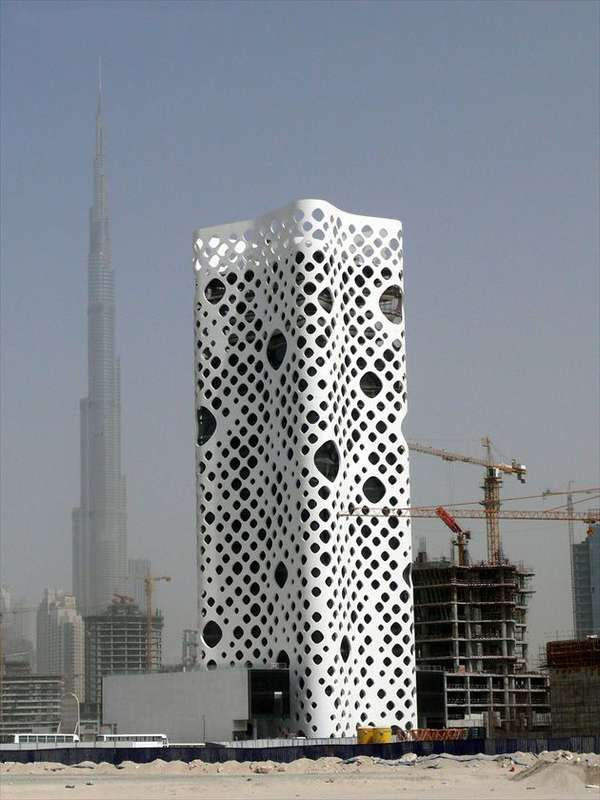 Perforated Skyscrapers