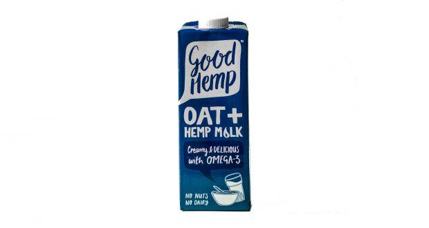 Oat-Infused Hemp Milks