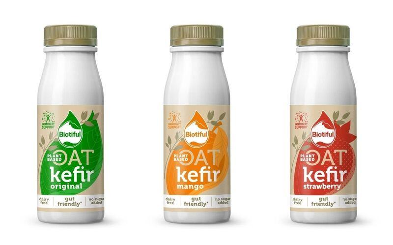 Gut-Friendly Plant-Based Oat Drinks