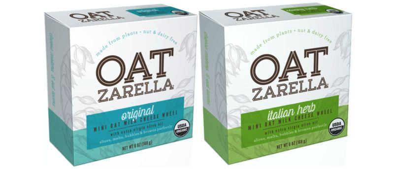Oat-Based Cheese Alternatives