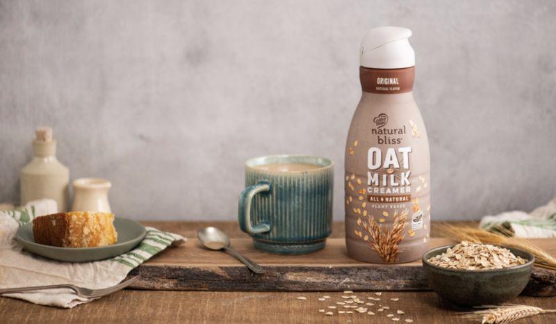 GMO-Free Non-Dairy Creamers