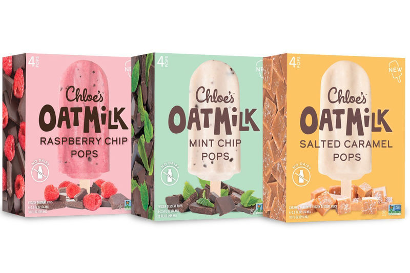 Oat Milk Pops