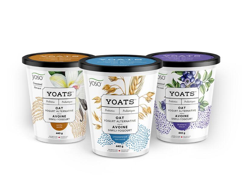 Artisan Oat Milk Yogurts